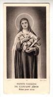 Image Pieuse - Sainte Thérèse De L'enfant Jésus - Palais Du Rosaire, Lisieux - D.S.R - 715 - Images Religieuses