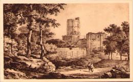 LE VIEUX GISORS - Vue Du Château - Gisors