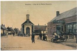 ROSIERE - Rue De La Petite Chapelle - Magasin De Cycles Et Motocycles - Rosieres En Santerre