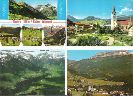 Österreich - 4 AK - Riezlern - Kleines Walsertal - Kleinwalsertal - Vorarlberg - Kleinwalsertal