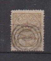 Danemark //  N 14  //  8 S Bistre  //  Oblitéré  // - 1864-04 (Christian IX)