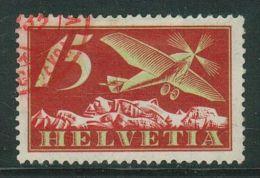 Suisse /Schweiz/Svizzera/Switzerland/aviation/ Poste Aérienne No.3