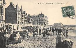 62 WIMEREUX L'HEURE DU BAIN  ANIME - France