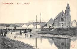 62 WIMEREUX VUE SUR L'EGLISE - France