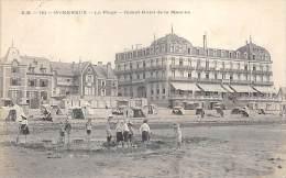 62 WIMEREUX LE VIADUC HOTEL DE LA MANCHE ANIME - France