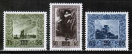 LI 1954 MI 326-28  ** - Liechtenstein