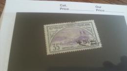 LOT 257947 TIMBRE DE FRANCE OBLITERE N�166 VALEUR 16,5 EUROS