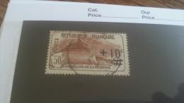 LOT 257948 TIMBRE DE FRANCE OBLITERE N�167 VALEUR 27 EUROS
