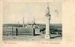 CONSTANTINOPLE - Tour Du Séraskérat (date 1911) - Turchia