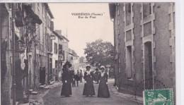 Verrières Rue Du Pont - France