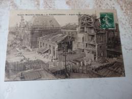 VALENCIENNES - Aspect De La Gare - Guerre Mondiale 1914-18 - Valenciennes