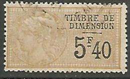 FISCAUX  DE DIMENSION  N�  127