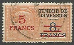 FISCAUX  DE DIMENSION  SURCHARGE N�  117
