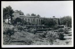 Cpsm Du 83 Cuers  La Pouverine  Sanatorium       AG15 6 - Cuers