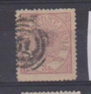 Danemark //  N 12  //  3 S Lilas  //  Oblitéré  // - 1864-04 (Christian IX)