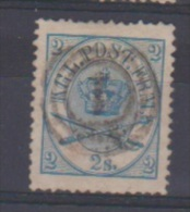 Danemark //  N 11  //  2 S Bleu  //  Oblitéré  // - Usati