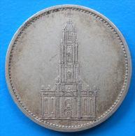 Allemagne Germany Deutschland 3ème Reich 5 Reichsmark 1934 F Km 83 - 5 Reichsmark
