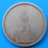 Allemagne Germany Deutschland 3ème Reich 5 Reichsmark 1935 A Km 83 - 5 Reichsmark