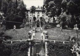 Lago Maggiore, Varese - Cartolina VILLA CAVALLINI 1958 - OTTIMA L1 - Varese