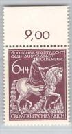 MiNr.907 Xx POR Deutschland Deutsches Reich - Unused Stamps