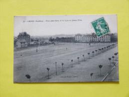 LORIENT         PLACE JULES FERRY ET LE LYCEE DE JEUNES FILLES - Lorient