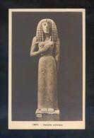 *Créte. Statuette Archaïque* Ed. J. - E. Bulloz. Nueva. - Antigüedad