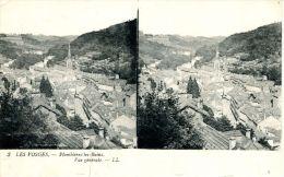 N°6718A -cpa Marseille -les Vosges- - Stereoscope Cards
