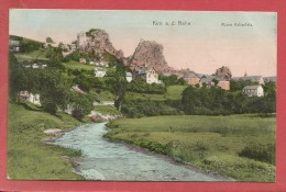 KIRN A. D. NAHE - Ruine Kallenfels - Kirn