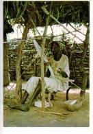 REF 219 CPSM CAMEROUN Tisserand Mandara - Cameroun