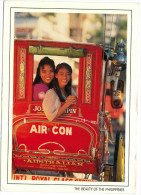 Filippine - Philippines - Philippinen - Pilipinas - 19?? - Air Mail - The Beauty Of The Philippines - 2 X National Ge... - Filippine