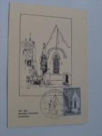 150 Jaar Stedelijk Onderwijs Antwerpen Afstempeling 15-3-1969 St. Jacobskapel ( Zie Foto Details ) !! - Ecoles