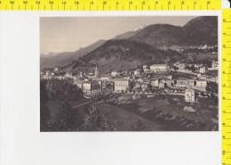 CO-5525 PIEVE DI CADORE PANORAMA - Cromos
