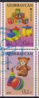 2015 Aserbeidschan Azerbaijan Booklet Set Used - Europa-CEPT