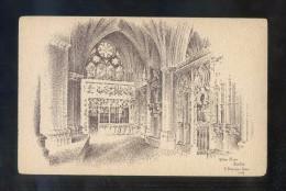 Ilustrador No Descifrado *Exeter Cathedral* Edición Inglesa. Nueva. - Iglesias Y Catedrales