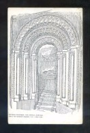 *Norman Doorway, The Castle. Durham* Edición Inglesa. Nueva. - Kirchen U. Kathedralen