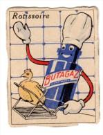 Chromo Pour Butagaz - Chromos