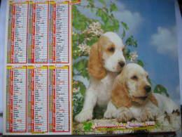 Almanach Du Facteur 1992 Département 68 En Très Bon état. Document PTT. Editions Oller - Calendarios