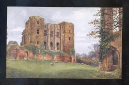 *Kenilworth Castle. Caesar Tower* Ed. J. Salmon Nº 2122. Edición Inglesa. Nueva. - Castillos