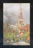 *King Richard's Walk. Chichester* Edición Inglesa. Nueva. - Iglesias Y Catedrales