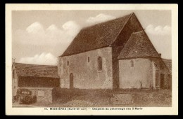 Cpa Du 28 Mignières  Chapelle Du Pélerinage Des 3 Marie    AG15 27 - Sin Clasificación