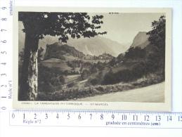 CP (73) Savoie - LA TARENTAISE PITTORESQUE - ST MARCEL - France