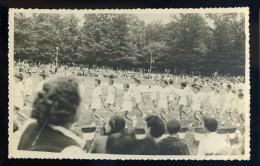 Photographie La Chataigneraie  Fête Des écoles  1957AG15 27 - Lieux