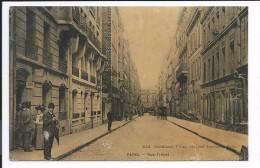 Paris CPA La Rue Trezel (Edit Gueilland 161 Rue Legendre) - Frankreich