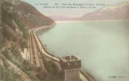 73 - Chemin De Fer D'AIX-les-BAINS à Culoz Et Le Lac - Aix Les Bains