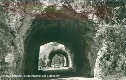 Oberes Donautal.  Strassentunnel Bei GUTENSTEIN - Gutenstein