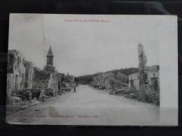 L5 - 55 - Grande Rue De Marbotte (Meuse) - 1918 - Frankrijk