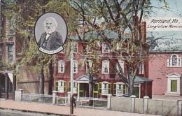 Longfellow Mansion Portland Maine - Museum