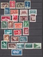 Bulgaria 1948-1967,47 Diff Stamps,nice Collection,mooie Collectie,schöne Kollektion,MH/Ongebruikt/Used/Gestempeld(A1690) - 1945-59 People's Republic