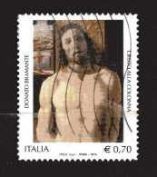 Italia ° - Anno 2014 - Bramante,  Cristo Alla Croce.  Unif.  3525 - 6. 1946-.. Repubblica