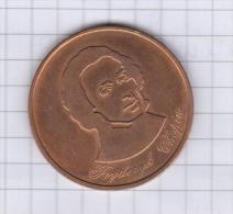 Music Musique Composer Compositeur Chopin Medal Medaille Token - Allemagne